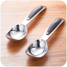 1 STÜCK Große Größe Hohe Qualität Zink-legierung Löffel für Eis Cookie Eis Scoop Stacks Werkzeuge Metall Baller