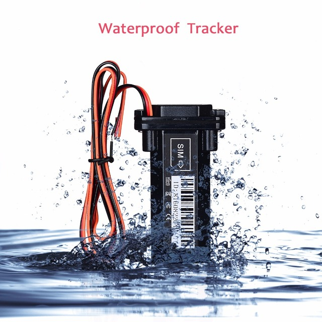 Mini Waterproof Builtin Battery GSM GPS tracker for Car motorcycle vehicle  tracking device with online tracking system software - Market news for the