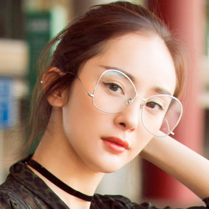 9f01013fe99 Fashion Computer myopia Glasses Frame Optical Women Spectacles Gaming Mens  Frames With Clear Lenses Eyeglasses-in Eyewear Frames from Apparel  Accessories on ...