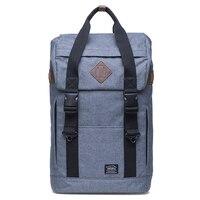 KAUKKO 2018 Fashion Vintage Men Women Backpacks 17 Laptop for 15 Notebook School Shoulder Bags for Teenagers Large Capacity