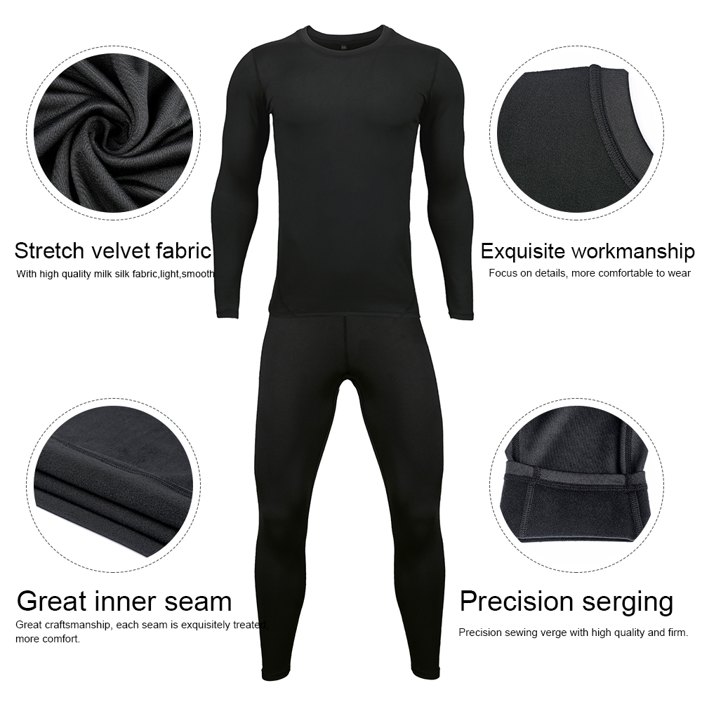 Compression Baselayer 4 Motorbike Motocross Skiing Snowboards Cycling Athletes under layer