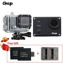 Gitup 2P WiFi 1080P Full DVR 1.5″ LCD 170degree Helmet Cam Video Sports Dash Camera HDMI Professional+2pcs Battery Dual Charger