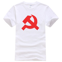 USSR Soviet Union T Shirts 2017 men women Summer Cotton Short Sleeve Cccp T Shirt top tees BYS   Fashion Classic the soviet union great communist cccp marx engels lenin printed t shirts men oversized cotton short sleeve tees tops harajuku