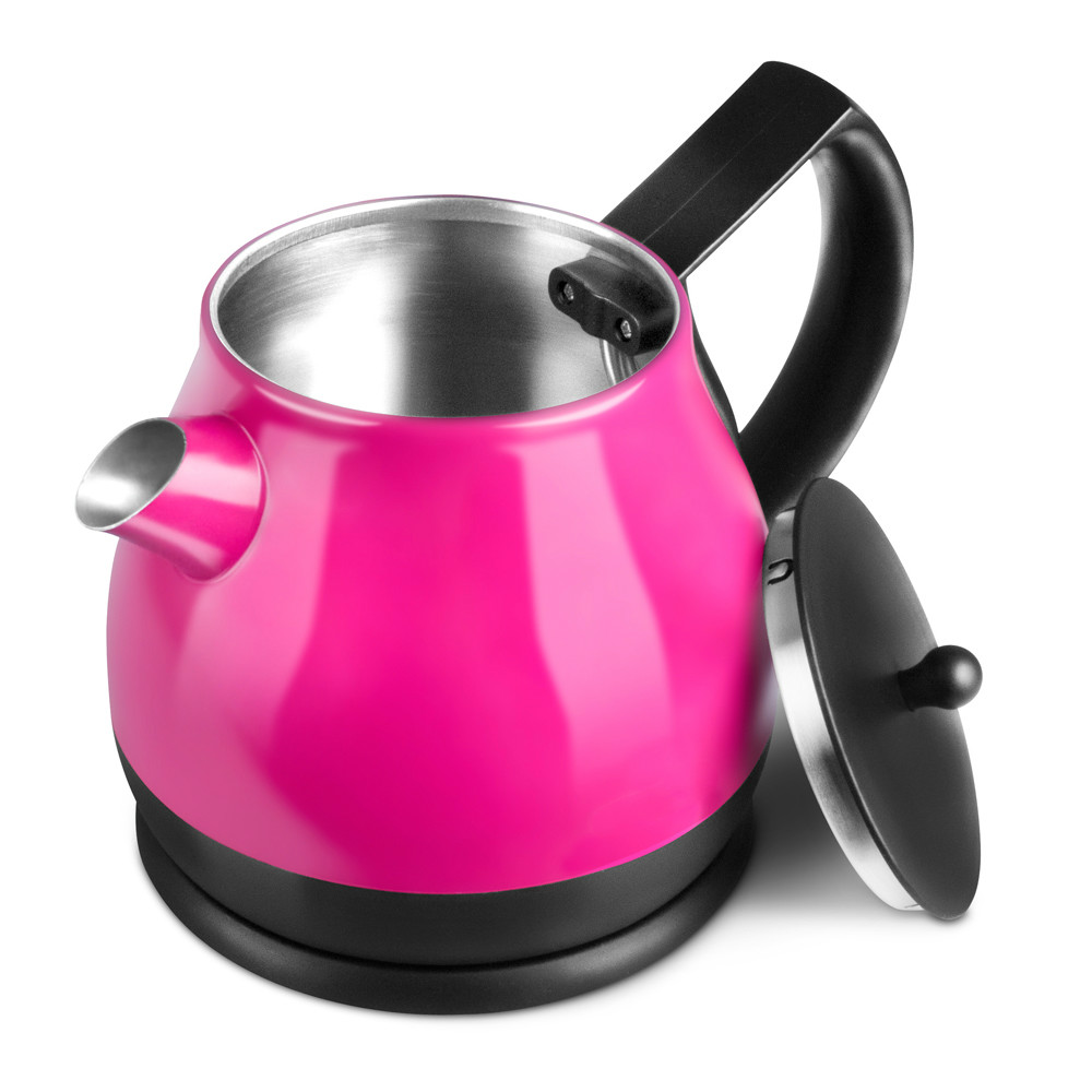 Mini stainless steel electric kettle automatically cut Safety Auto-Off Function mini stainless steel electric kettle automatically cut safety auto off function