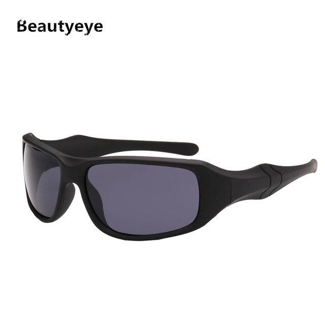 091aa2d57d Beautyeye Brand 2018 Glasses Sports Sunglasses UV 400 Lens for Fishing  Golfing Driving Running Eyewear gafas de sol