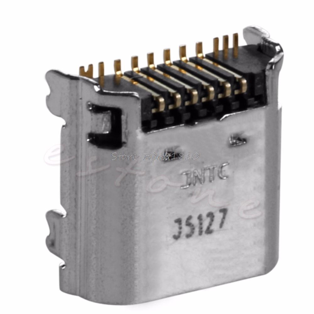Micro USB для Samsung Galaxy Tab 3 7.0 дюймов SM-T210R зарядки Порты и разъёмы Планшеты разъем Z09 Прямая поставка ...
