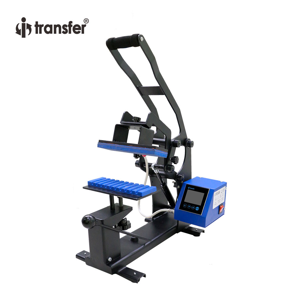 i-transfer Pens Heat Press Machine LCD Touch Screen