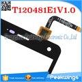 Sensor táctil para zte blade l3 panel de pantalla táctil digitalizador cable de la flexión: t120481e1v1.0