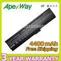 Apexway 11.1 v 4400 mah batería para acer aspire 3000 3030 3050 5000 5500 3680 5580 4ur18650f-2-qc218 batefl50l6c40 batefl50l6c48