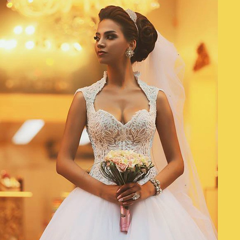 See-Through-Back-Sexy-Hot-Sale-Elegant-sweetheart-lace-top-ball-gown-wedding-dresses-2016-vestido