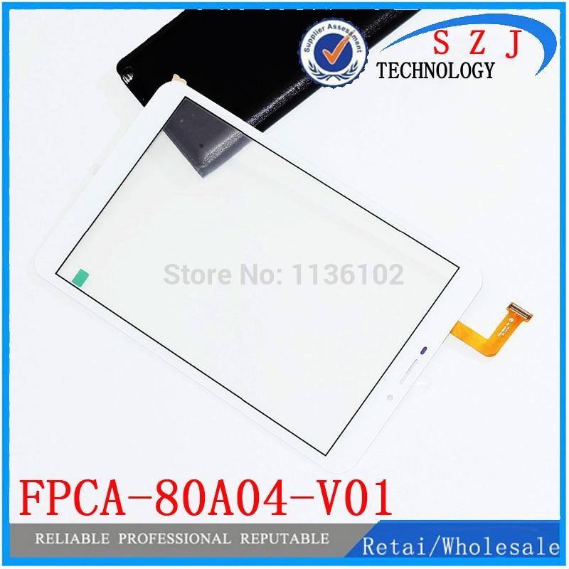 Novo 8 ''polegadas para Onda V819 3G 80b Archos Xenon FPCA-80A04-V01 Touch Screen Painel de Digitador de Vidro FPCA-80A04 Frete grátis