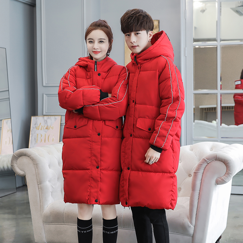 JKKUCOCO 2018 New Winter Coats Warm Well Cotton jacket Hooded jackets Women Jacket Pocket Zipper Winter