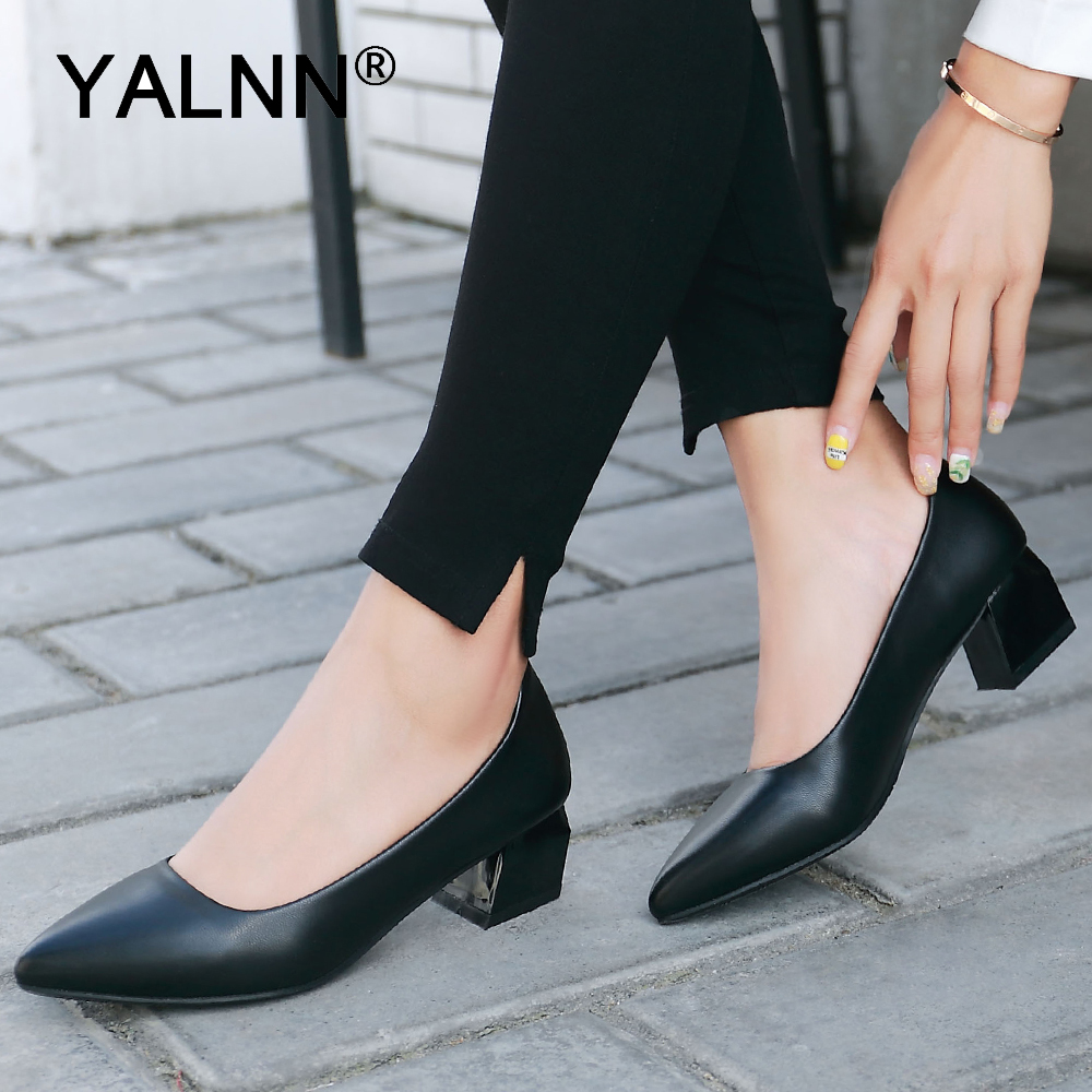YALNN 2019 Pumps High Heels Women Shoes Fashion New Women ...
