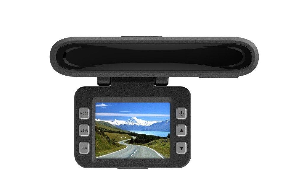 8600 universal Russian or English car dash camera DVR car anti Radar Detector G-sensor Replay recording black box