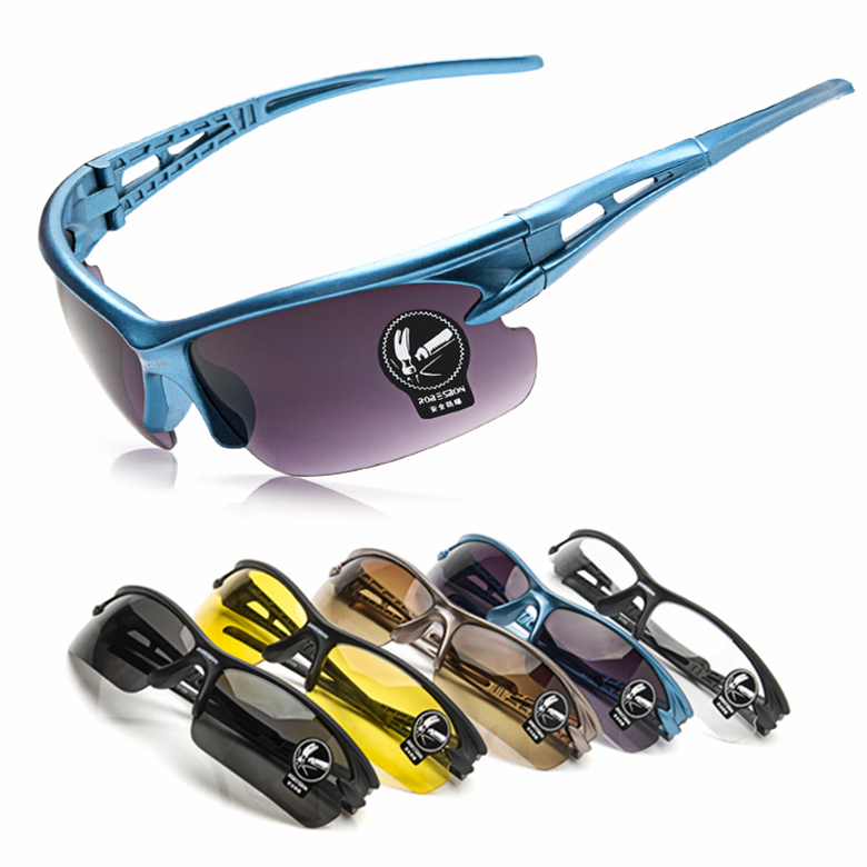 ROBESBON Bicycle Goggles Bicycle Sunglasses Cycling Sunglasses Tactical Glasses