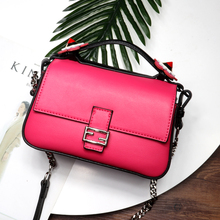 Vento Marea Floral Fake Designer Female Bag Famous Brand Women Purse And Handbag 2019 Genuine Leather Ladies Cross Body Shoulder