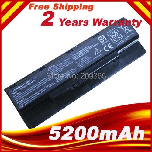 Laptop battery For Asus A31-N56 A32-N56 A33-N56 N56 N56D N56DP N56DY N56J N56JK N56JN N56JR N56V N56VB N56VJ N56VM N56VV portuguese laptop keyboard for asus n56jk n56jn n56jr n56v n56vb n56vj n56vm with c shell palmrest cover backlit po