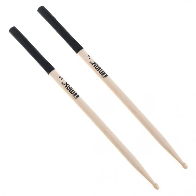 2pcs! 5A 7A Maple Drumsticks Professional Wood Drum Sticks 3