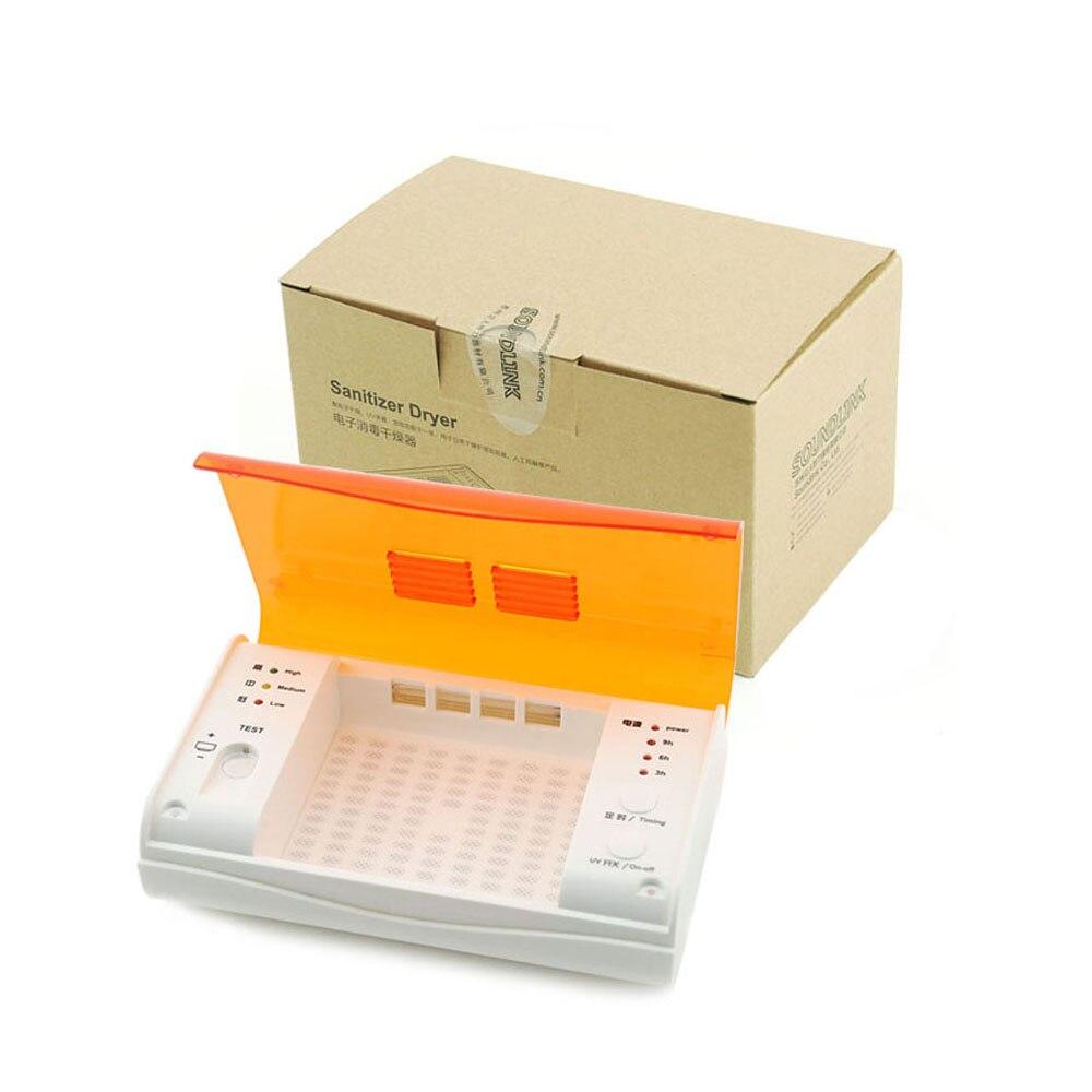 Aide Auditive électronique Sèche UV Désinfectant Déshumidificateur Drybox Cas de Séchage Protéger Audience Sida In-Ear Monitors