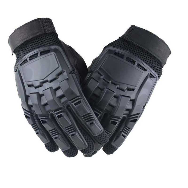 Tactical Gloves Men Military Army Gloves Hunter Soldier Outdoor Airsoft Paintball Shooting Work Black Full Finger Gloves