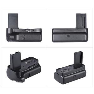 Image 3 - Canon EOS 1100D 1200D 1300D / Rebel T3 T5 T6 DSLR 카메라 용 2 * BG 1H 배터리 그립 용 Andoer LP E10 수직 배터리 그립