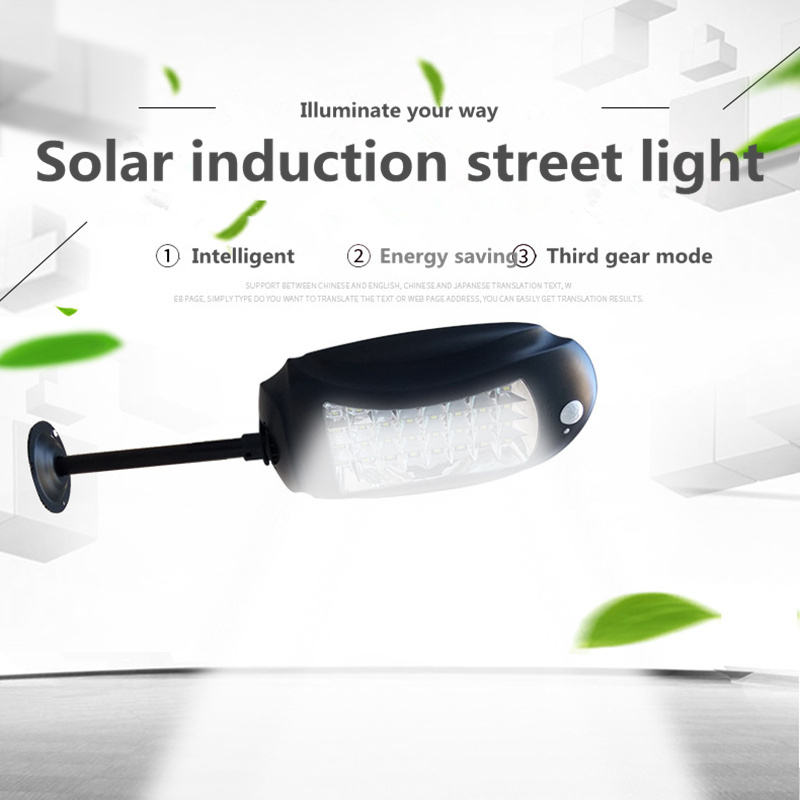 Waterproof 32led Solar Street Lights Outdoor Garden Lamp Lights+Motion Sensors Emergency Wall Solar Lamp Safety Road Flood LightWaterproof 32led Solar Street Lights Outdoor Garden Lamp Lights+Motion Sensors Emergency Wall Solar Lamp Safety Road Flood Light