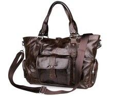 Maxdo High Quality Vintage Genuine Leather Women Messenger Bags Cowhide Ladies Handbags Shoulder Bags #M7251