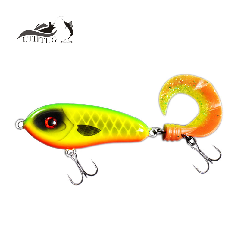 Hot pesca 2017 lthtug brand peche isca artificial bait for Best fishing lures 2017