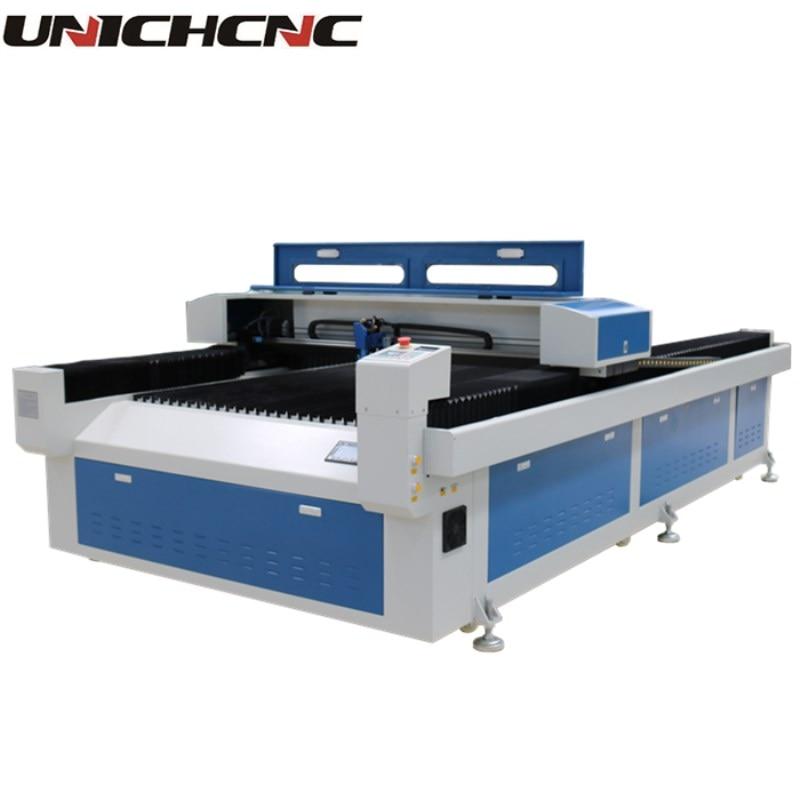 Popular in China cutting metal acrylic 1300*2500mm cnc laser cutting machine