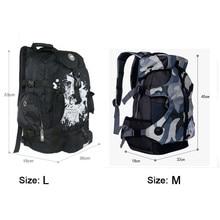 Роликовые коньки обувь сумки для встроенного Скорость скейт рюкзаки слалом коньки Водонепроницаемый 800D полиэфирной ткани взрослых и детей G021