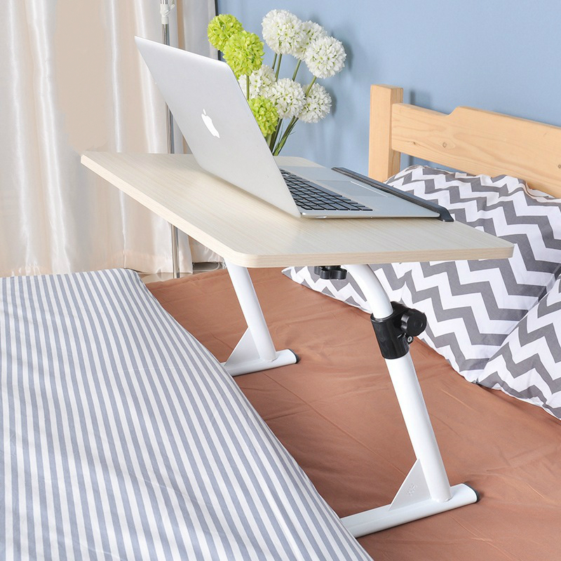 Multifunctional Modern Lifting Laptop Table For Bed Adjustable Folding Computer Desk Bed Laptop Stand Office Home Writing Desk