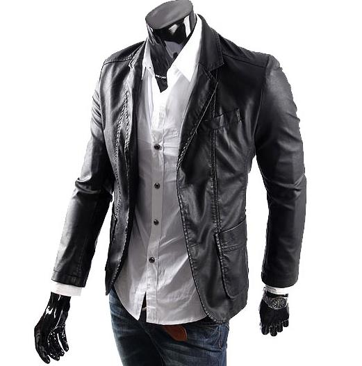 Leather Suit Jacket | Outdoor Jacket