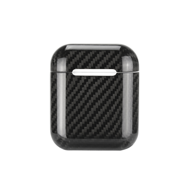 Real Carbon Fiber Case Ultra Thin Protector for Apple AirPods
