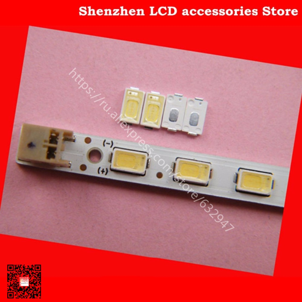 Us 1352 150pcslot For Repairs Samsung Lg Sony Led Lcd Tv Backlight Strip Lights 5630 Smd Led Beads 6v Accessories In Flash Parts From Consumer