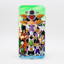 Dragon Ball Z Goku Case Cover For Samsung Galaxy