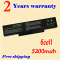 JIGU New laptop battery A32-F2 A32-F3 A32-Z94 A32-Z96 S9N-0362210-CE1 For ASUS A9 F2 F3 M51 Z53 F3E F3F F3J F3U Z53T
