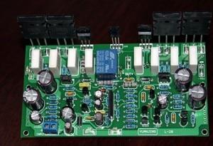 Image 4 - Double AC18 34V L28 amplifier board Mono 350W A1930 C5171 amplifier board after the class audio amplifier board 20 20KHZ