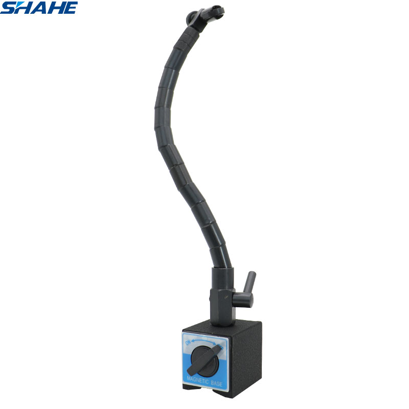 shahe Magnetic Base Flexible Holder Stand Serpentine Magnetic Holder For Indicators
