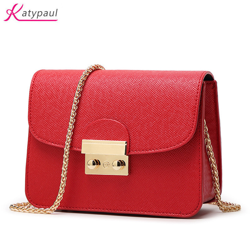 Bolsa Feminina Brands Yellow Shoulder Women Messenger Bags Mini Pu Leather Fashion Girls Black Bags Crossbody Bag For Women Bag