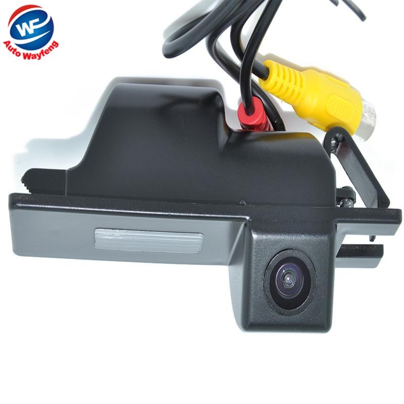 Car Rear View Camera Reverse Backup Parking Camera For OPEL Astra Corsa Meriva Vectra Zafira FIAT Grande Punto