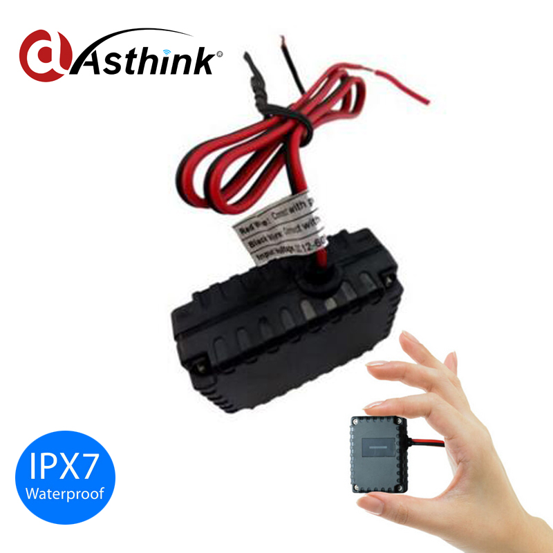 Easy Hidden Mini GPS Tracker Vehicle Car Bike Motorcycle Waterproof Coordinates&Address&Google map SMS 12V-60V