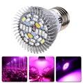 Big promition lâmpada ac85-265v 28 w e27 500lm full spectrum led crescer planta luz