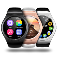 V365 Smart Watch Full Circle HD Screen Fitness Pedometer Monitor Remind Bluetooth RC WristWatch SIM PHONE