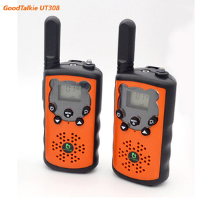 Image 3 - 2pcs/lot UT308 walkie talkie backpacker two way radio outdoor hiking intercom high power