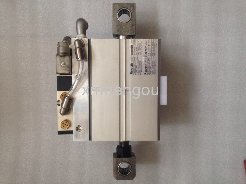 Heidelberg SM102 CD102 Machine Cylinder/valve unit D100 H30/30 61.184.1331 heating element for lx h r sereis h30 r1 h30 r2 h30 r3