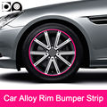 8 meters Car Alloy Wheel Rim Bumper Strip for Chery Tiggo 5 3 FL X1 Arrizo 7 M7 E5 E3 A3 A1 Fulwin2 QQ QQ3