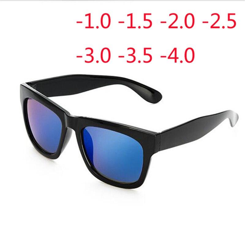 Gafas De Sol Con Cristales Rosas Y Ojos De Gato Para Mujer Anteojos De Sol Femeninos Polarizados De Metal Antideslumbrantes Con Prescripción De 0 0 5 0 75 1 0 A 4