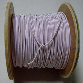 3.6mm 0.1x700 strands,Mine antenna,Litz wire,Multi-strand polyester silk envelope(10m/pc)