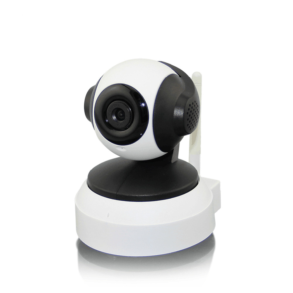 Wireless Network IP Security Camera 720P HD IP camera P2P IR Cut Night Vision Pan/Tilt Two Way Audio Support 64GB Micro SD Card escam qf100 p2p ip camera 720p hd wifi wireless baby monitor pan tilt security camera onvif night vision support micro sd card
