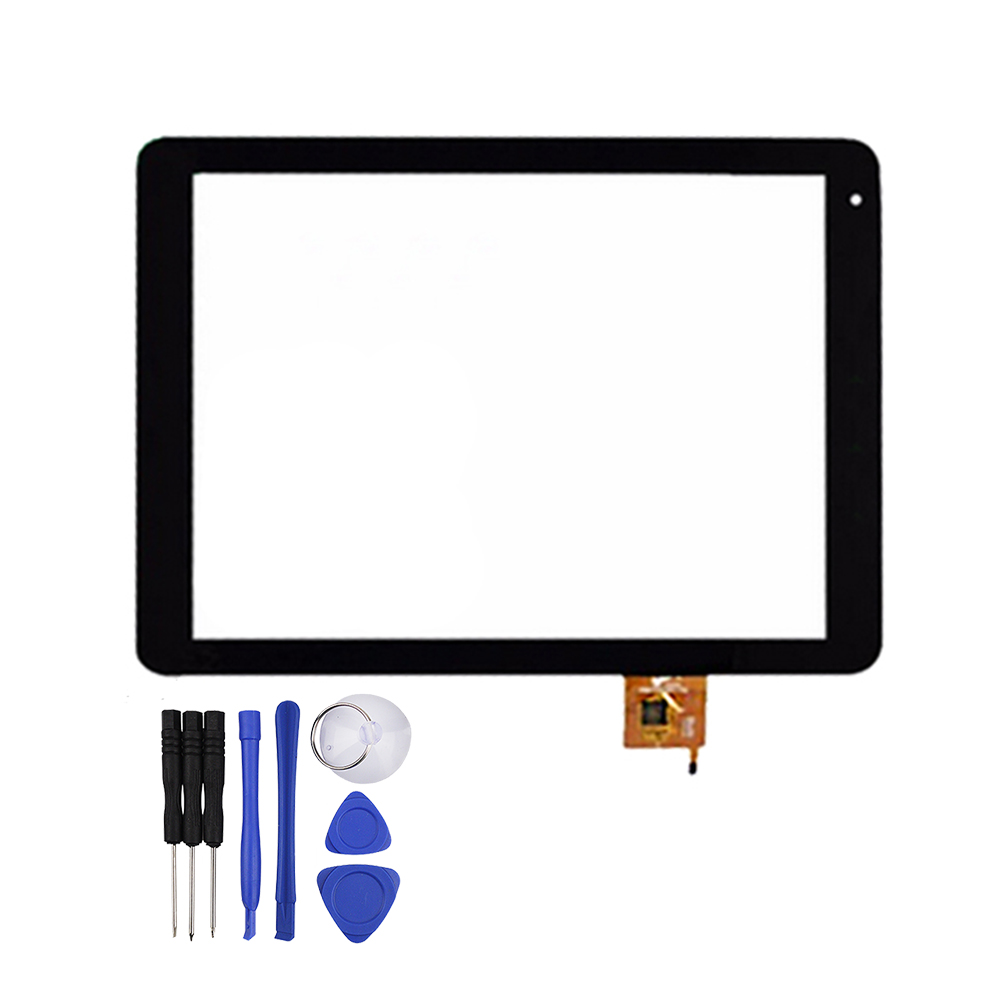 New 9.7 Inch Black for Texet TM-9757 3G TM-9767 3G TM-9758 3G Digitizer PB97A8592-R2 Touch Screen Free Shipping планшет digma plane 1601 3g ps1060mg black
